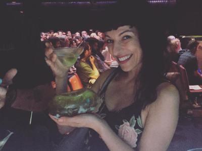 Un honor de brindar amb el 1er dry (mireu quina copa) de @drymartiniJDLM x #especies500 !!! Visca @especiesSERCAT