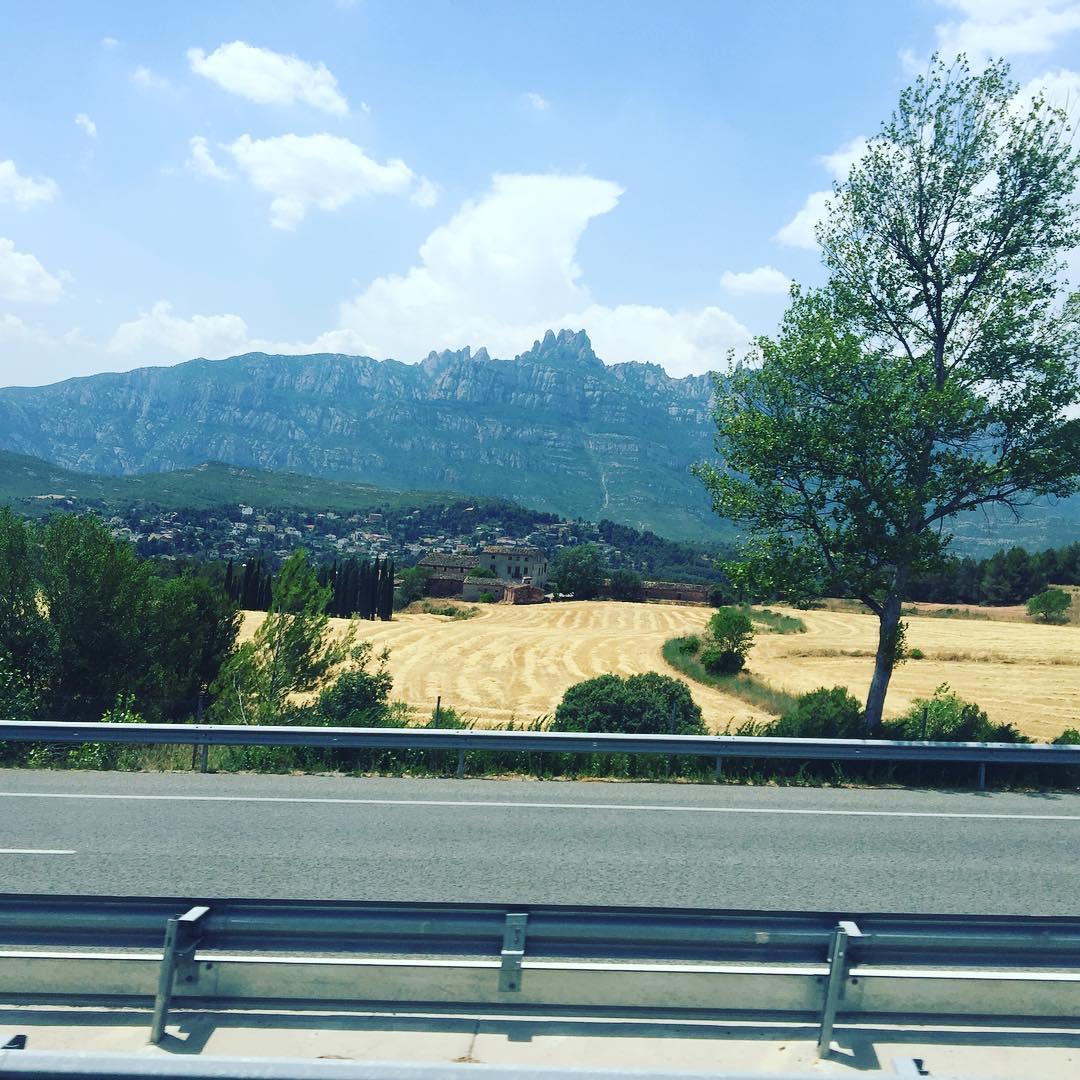 Montserrat, la muntanya de cent cims ;))
