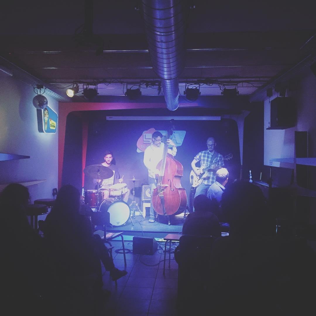 Jazz a Gràcia