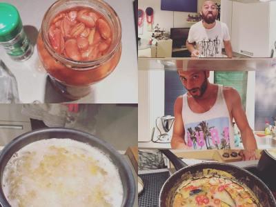 Pasta fagioli e cozze ;)) #food #foodporn #yum