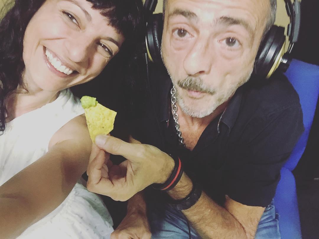 Un plaer compartir tapetes a @lanit31416 amb @albertboira #riuestiu16
