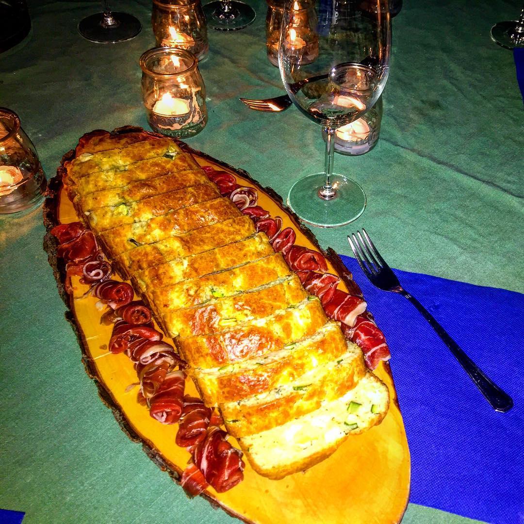 Plumcake de feta y calabacín de @giuliasergio nyam!!!