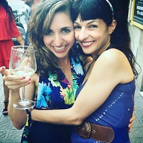 T'estimava @annabertran per la teva feina, però ara que et conec t'estim molt més!!!