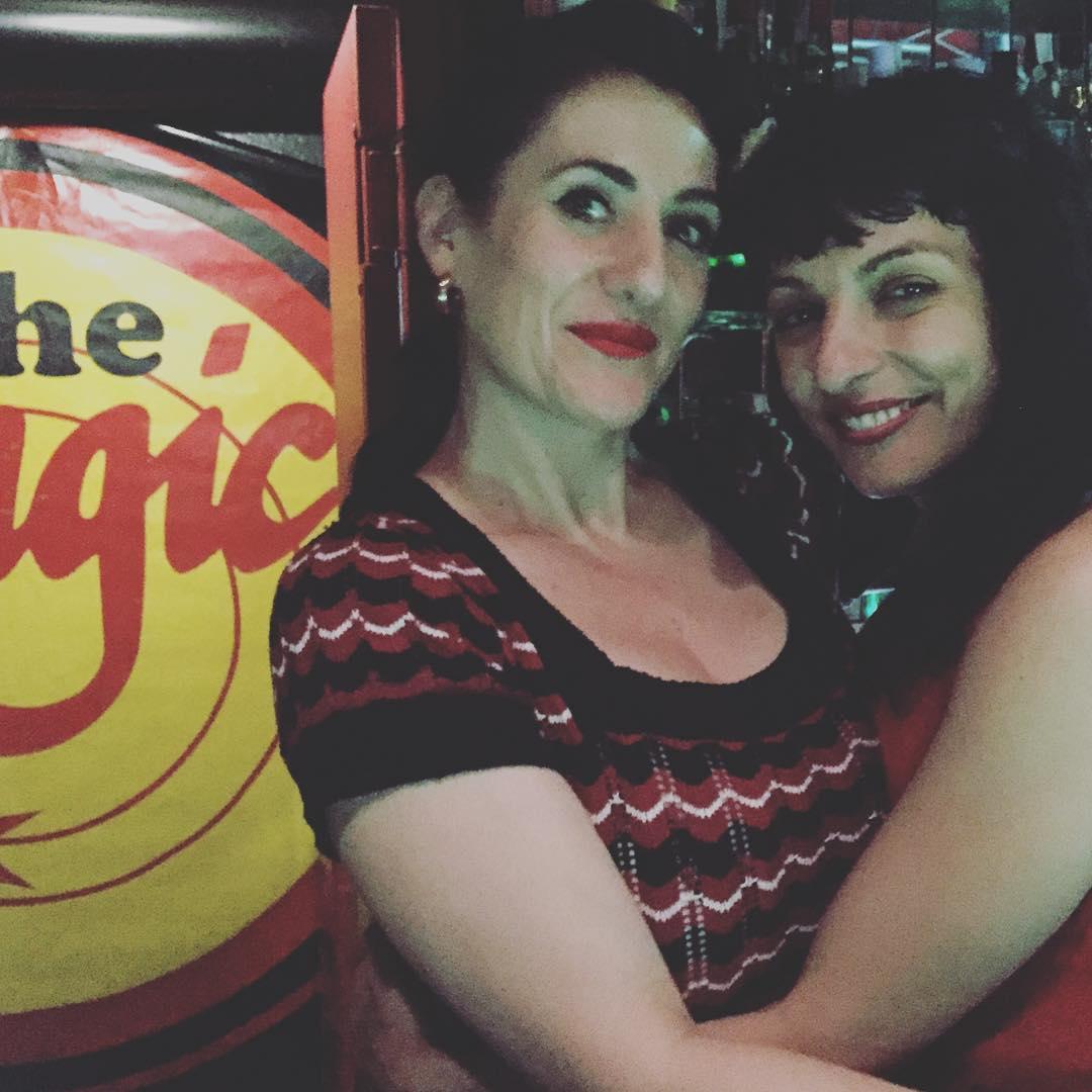 El Magic tiene diosas y son amigas mías ;))
