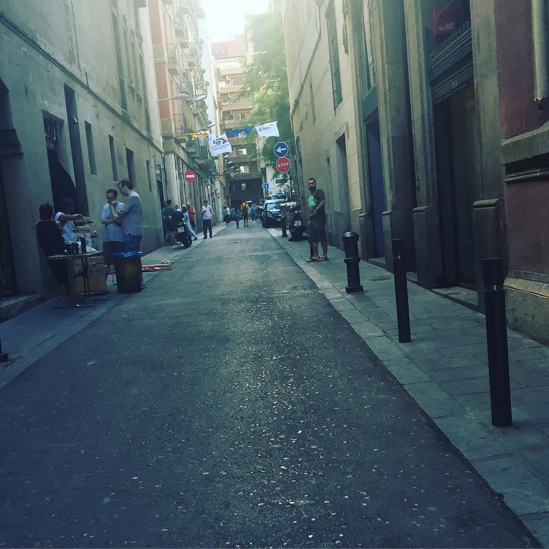 El #barridegracia és genial ;))