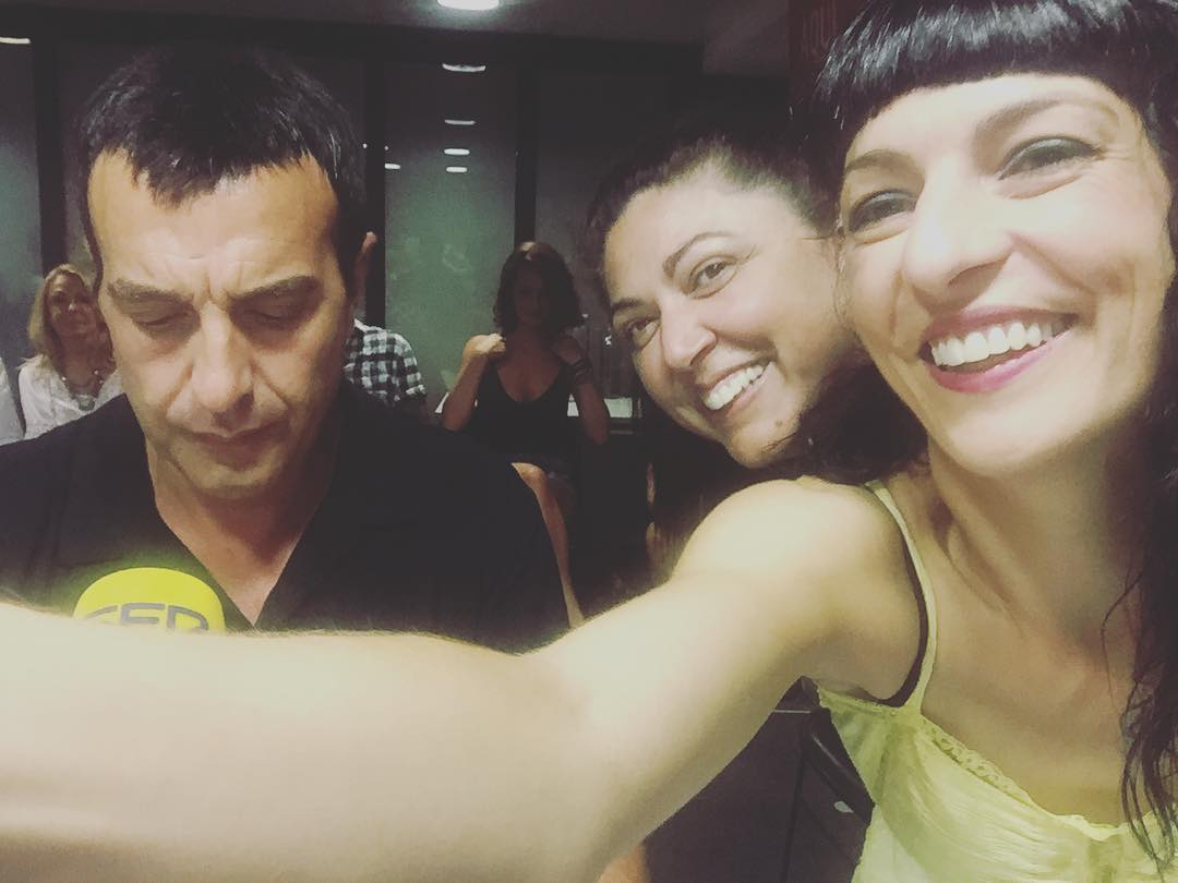 Tenim al dire enfeinat però no ens podem estar de dir que... Comença @lanit31416 !!! Amb la meravellosa #montseherrera #onfire #sercat #comunicacion #roseramills #31416lanitquenosacaba #radio #pichstich #risas #humor #tonimarin #pictoftheday #working #news #happyday #friends #moment #lanit131416