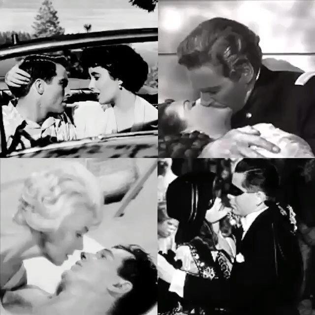 """""""En el arte como en el amor la ternura es lo que da la fuerza"""" Oscar Wilde #errolflynn #beso #ElecuadordeUlises"""