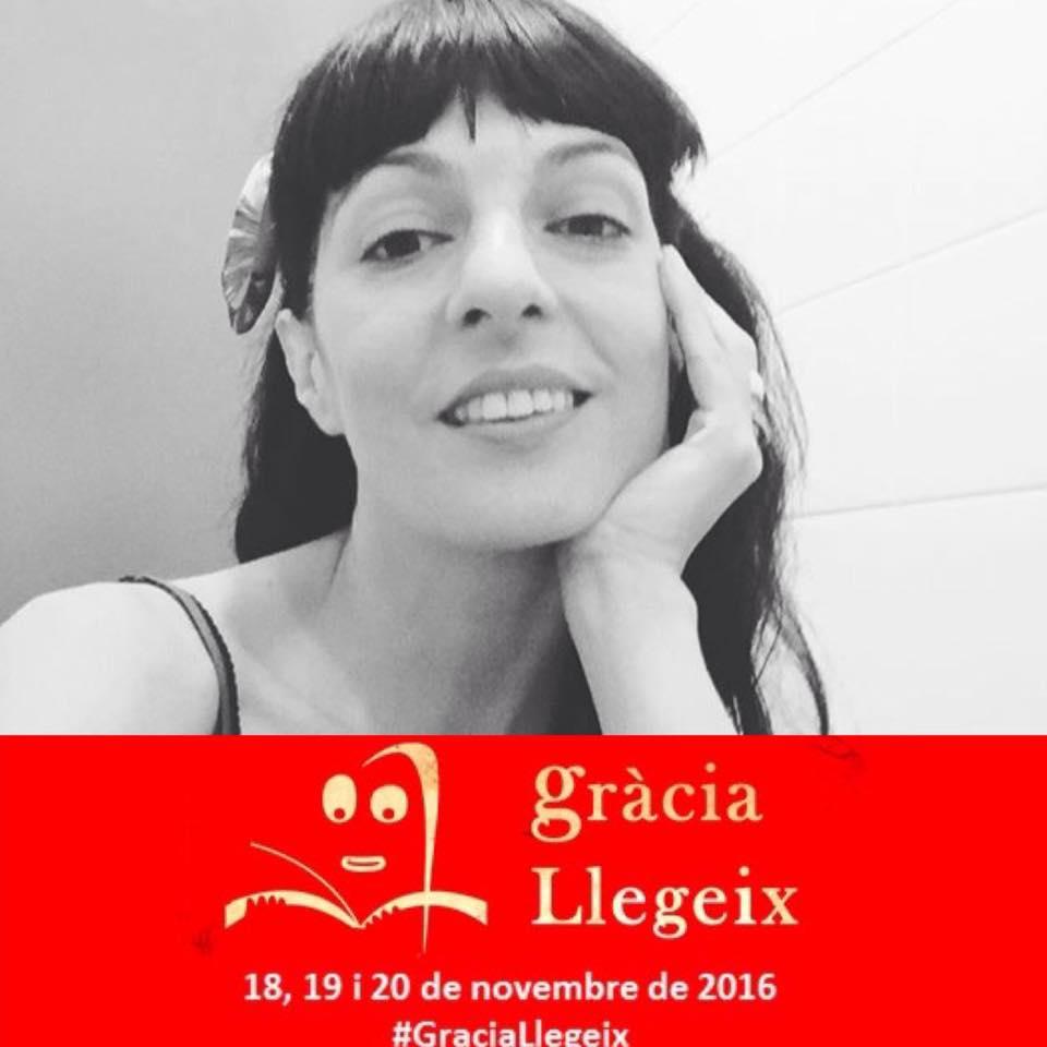 Participo 1er Festival de Literatura Districte de Gràcia