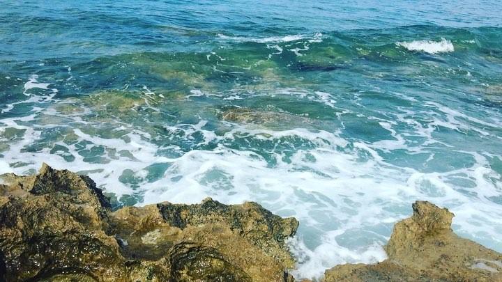 Questa mattina mi sono alzato e ho trovato el mar con @marco_blued ;))