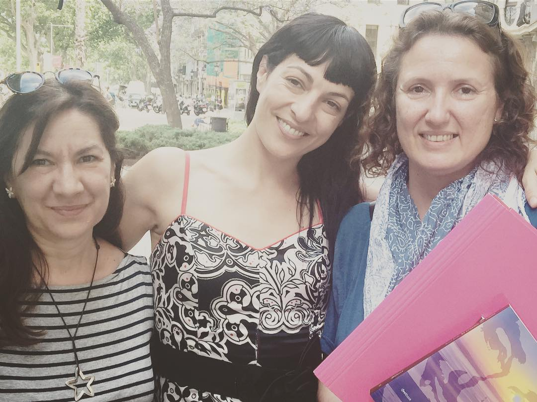 Os presento a mis brillantes agentes editoriales: Piluca Vega y Marta Sevilla #pagina3