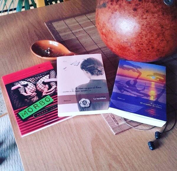 Me emociona @rodesvenzala por su confianza lectora: preparado para el invierno... #labachillera #morbo #elecuadordeulises #lectores #lecturas #lectoras #libros #cuentos #relatos #librerías #entrepaginas #entrelibros #entrelineas #calles #musica #caminos #comix #sueños