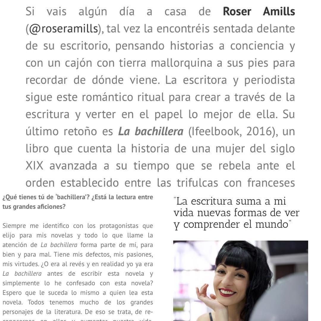 Me hace mucha ilusión esta entrevista de @casas_castro para #somacomunicacion ;)) Foto de @guyaelbrecht