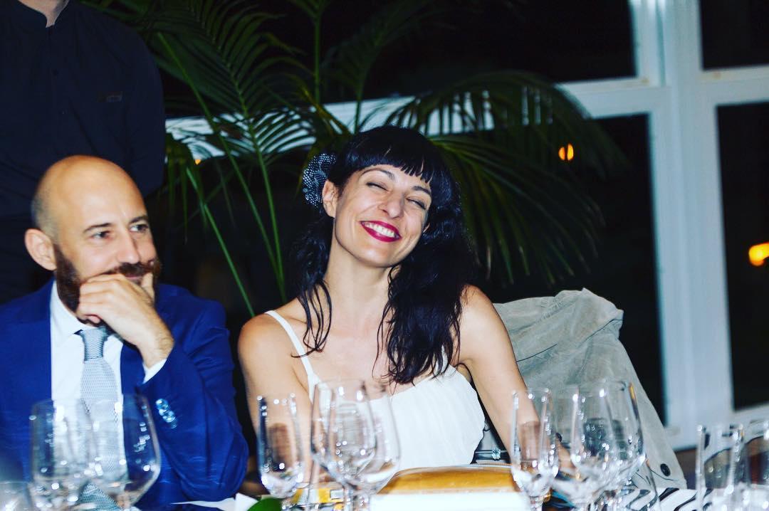 Un brindis por estos meses maravillosos @marco_blued y los que vendrán ;)) Foto de @thecladera #conversesformentor2016