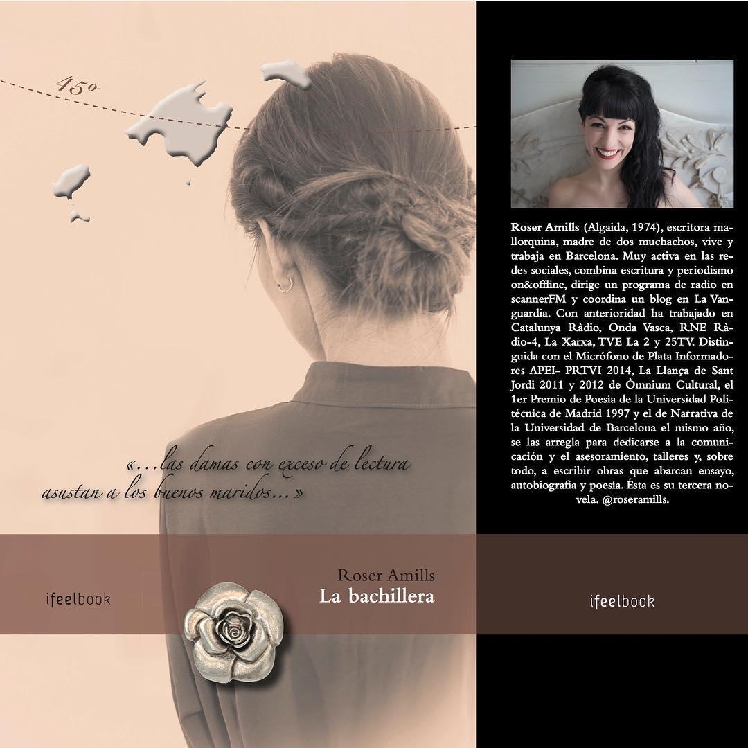 """""""Las damas con exceso de lectura asustan a los buenos maridos"""" #labachillera lectura de este otoño"""