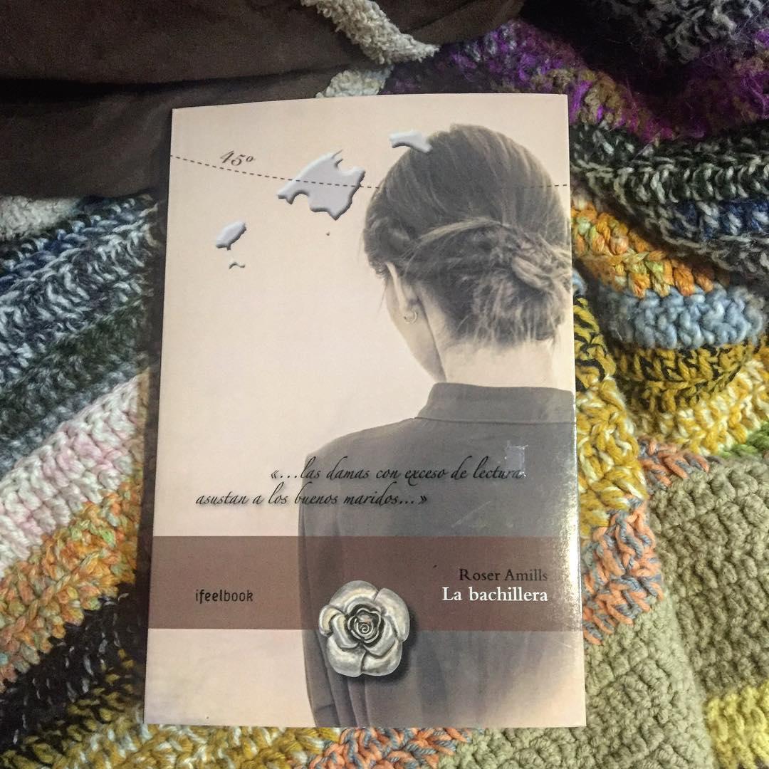 Gracias por elegir la lectura de #labachillera para este fin de semana!!!