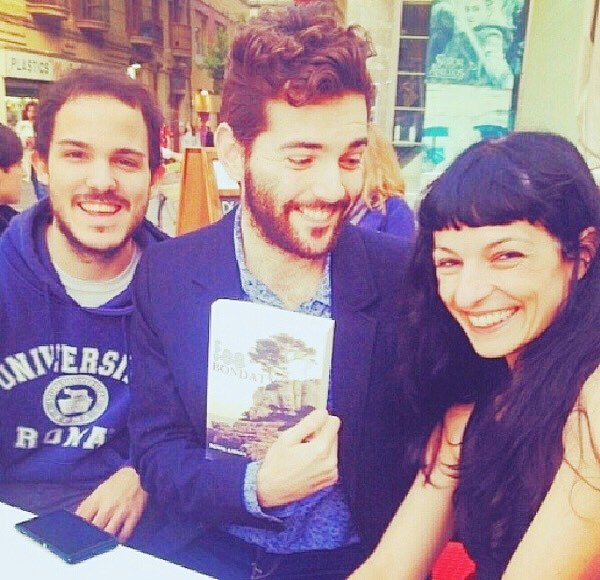 Gràcies @oriolsalvat!!! #roseramills es la canya! En serio. #fesbondat. #femsafreig #mencantan #necessitochupitosdejägger #hablardesexo?? #GRITARDESEXO #QETODOELMUNDOSEENTERE!