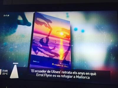 Fotos de la presentación de El Ecuador de Ulises :)) Abril 2015, Llibreria Calders (Barcelona)