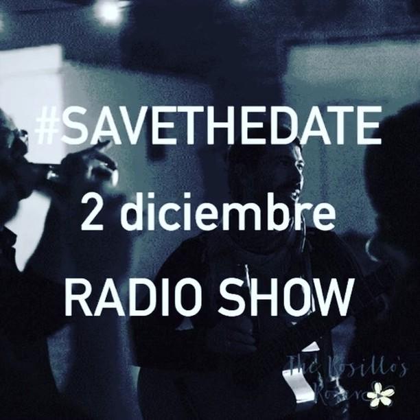 #Savethedate el viernes tienes una cita con @therosillosrover en la sala @doble36 ¿Aún no tienes tu entrada? ¿A qué esperas?