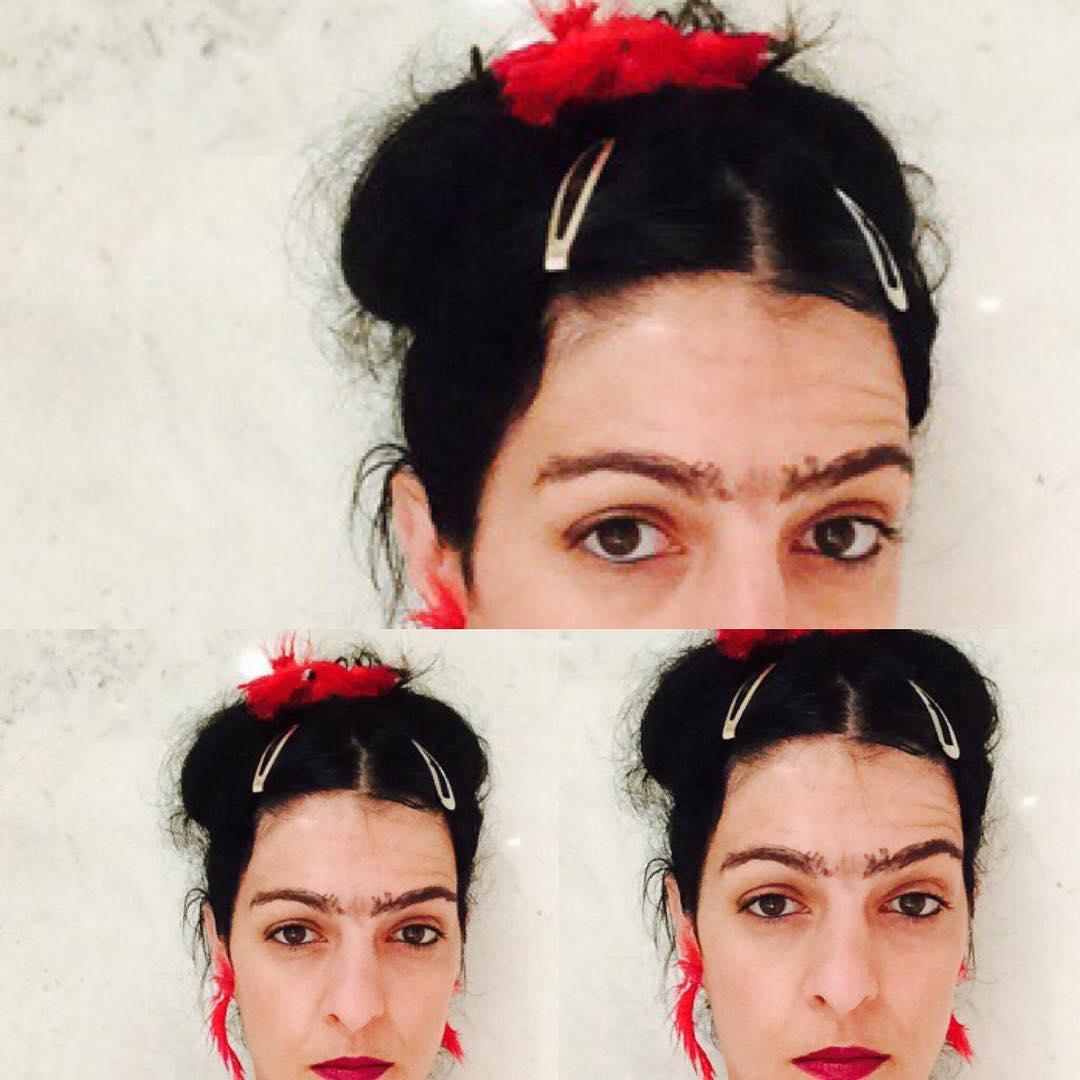 """Mi homenaje a Frida Kahlo. """"Qué haría yo sin lo absurdo y lo fugaz?"""" #FridaKhalo"""
