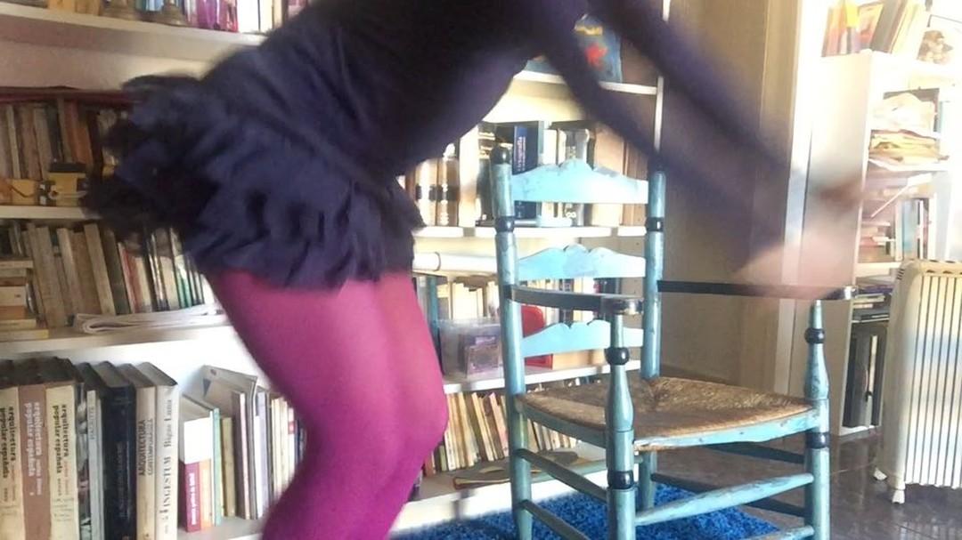 Enloquezco en cuanto termino cada capítulo :)) El resto del vídeo, en mi canal de Youtube