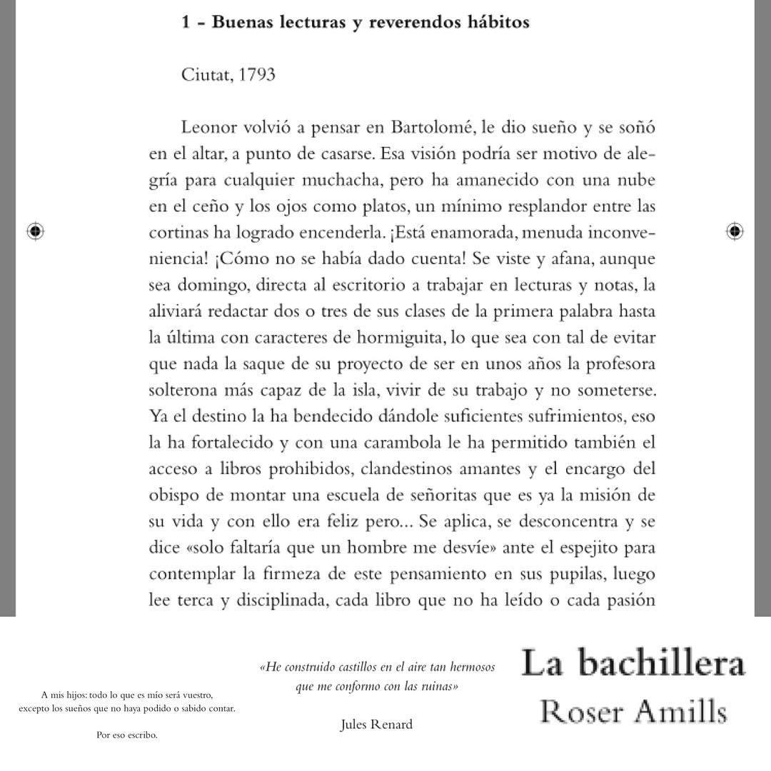 Tenéis las primeras páginas gratis de #labachillera (link en la bio🔝🔝🔝)