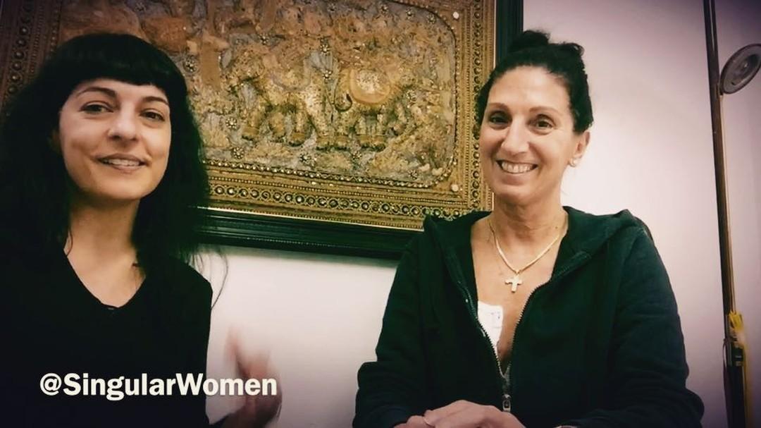 Os presento a Patrizia #singularwomen