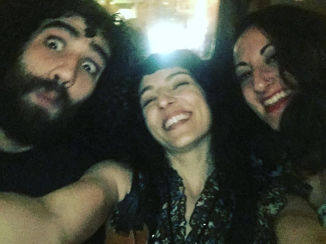 Son mis amigos :))
