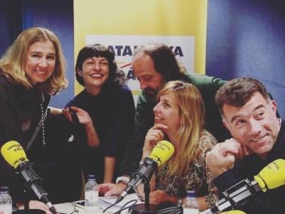 Ei!!!! Avui a les 19h a @CatalunyaRadio debat Revolució 4.0  amb  @adaparellada