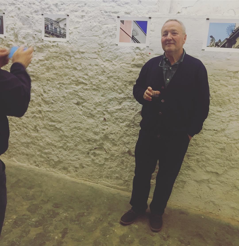 Con Jose Antonio Millán y su obra, ha sido maravilloso conocerte!!!