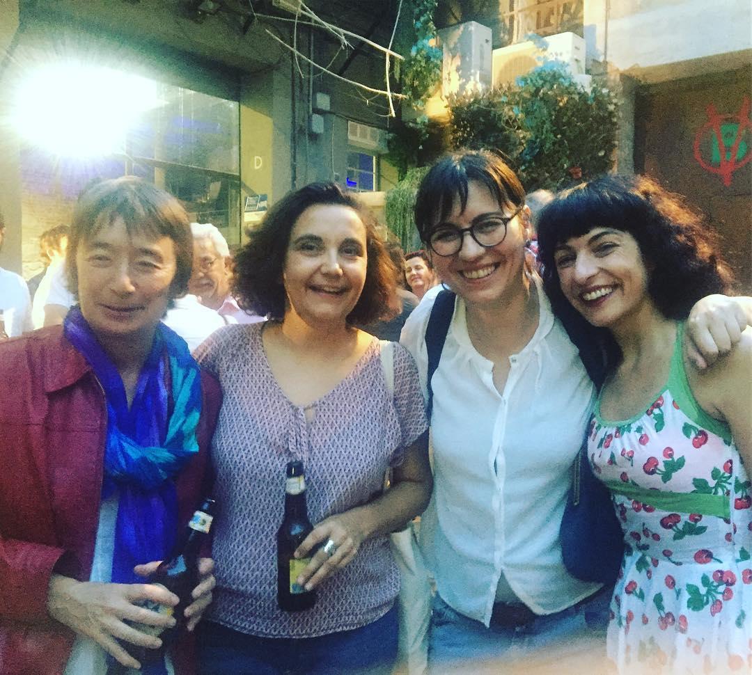La festa de @comanegra és de re-trobades!!!
