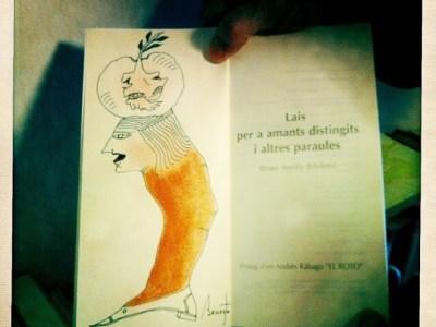 Ex libris 1 de mi queridísimo #AntonioBeneyto