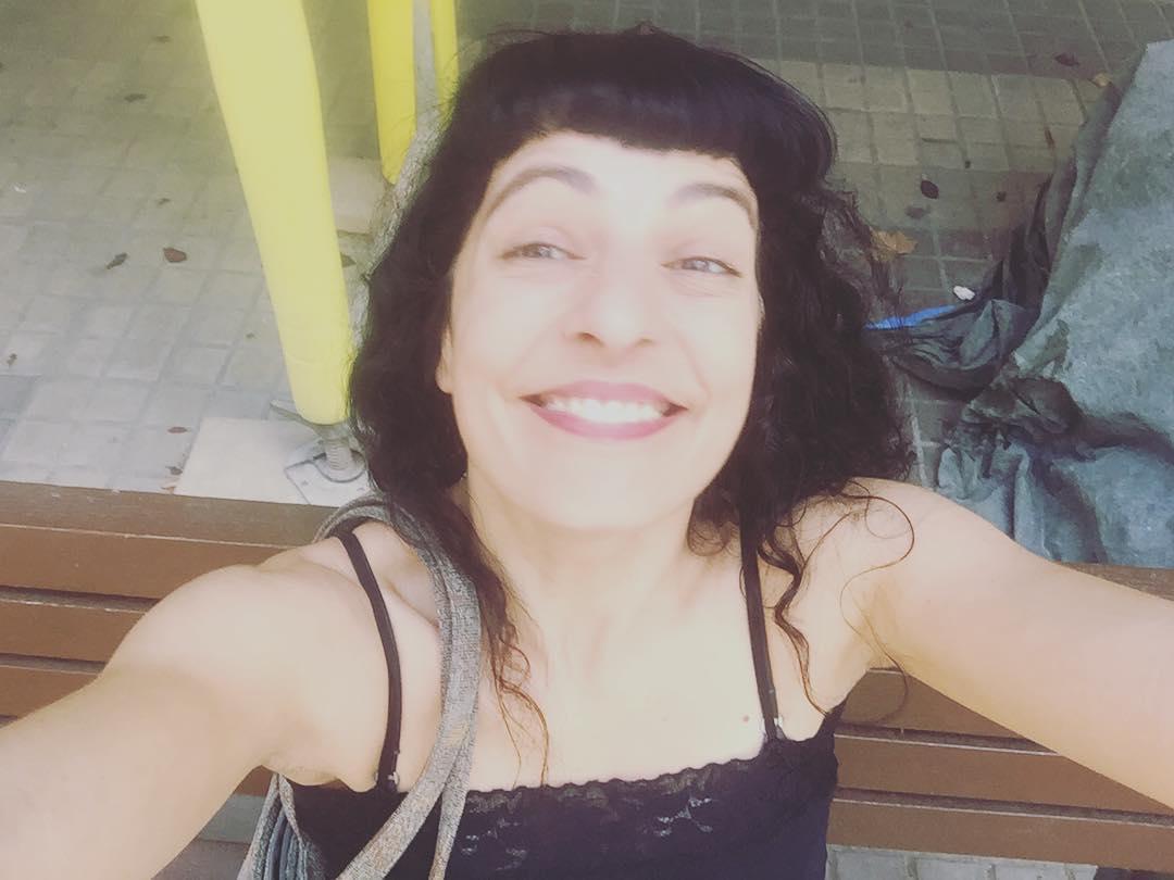 Mi cara de euforia es de #osabrazariatodoeldia a todos y todas de lo contenta que estoy! #noticias #proximamente #yupiiiii ;))
