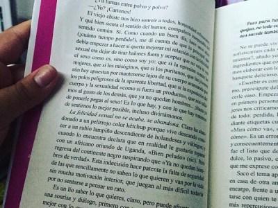 La felicidad sexual no se acaba, se abandona. #megustaelsexo #📚#escritora #mallorquina