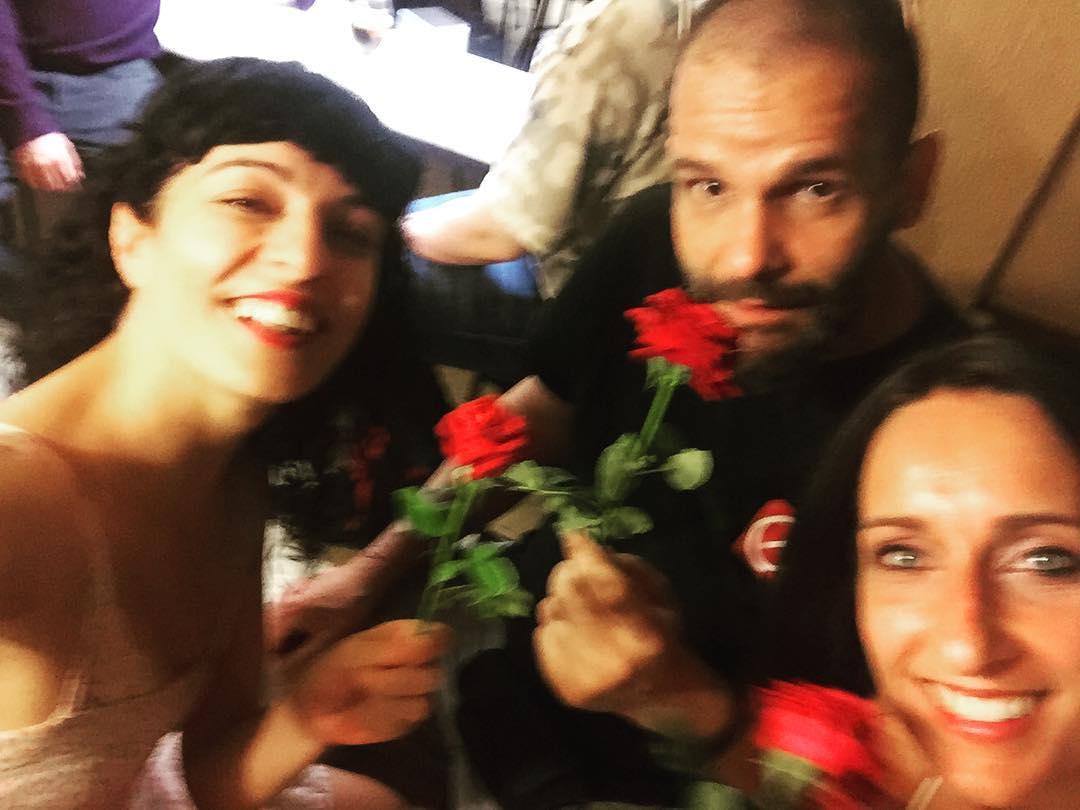 Rosas de la noche ;))