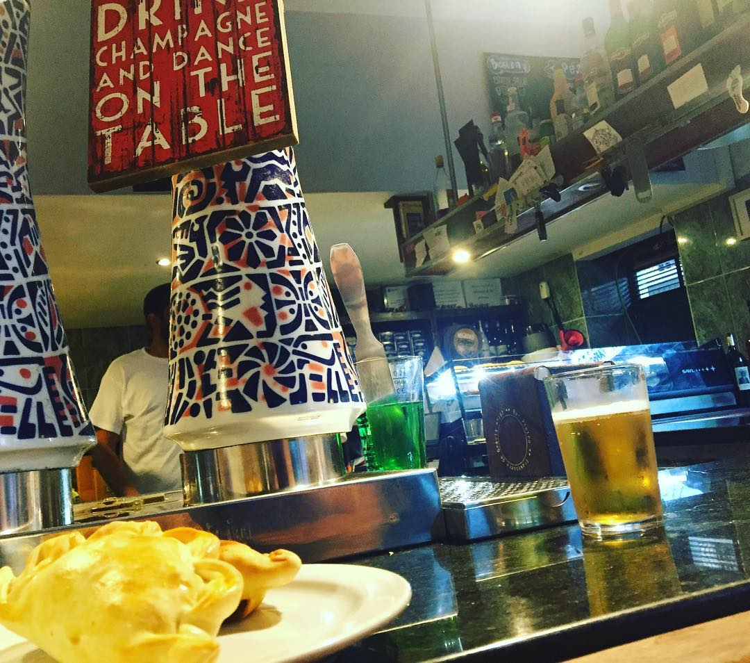 Les #festesdegracia i el @bar_pietro són alegria :))