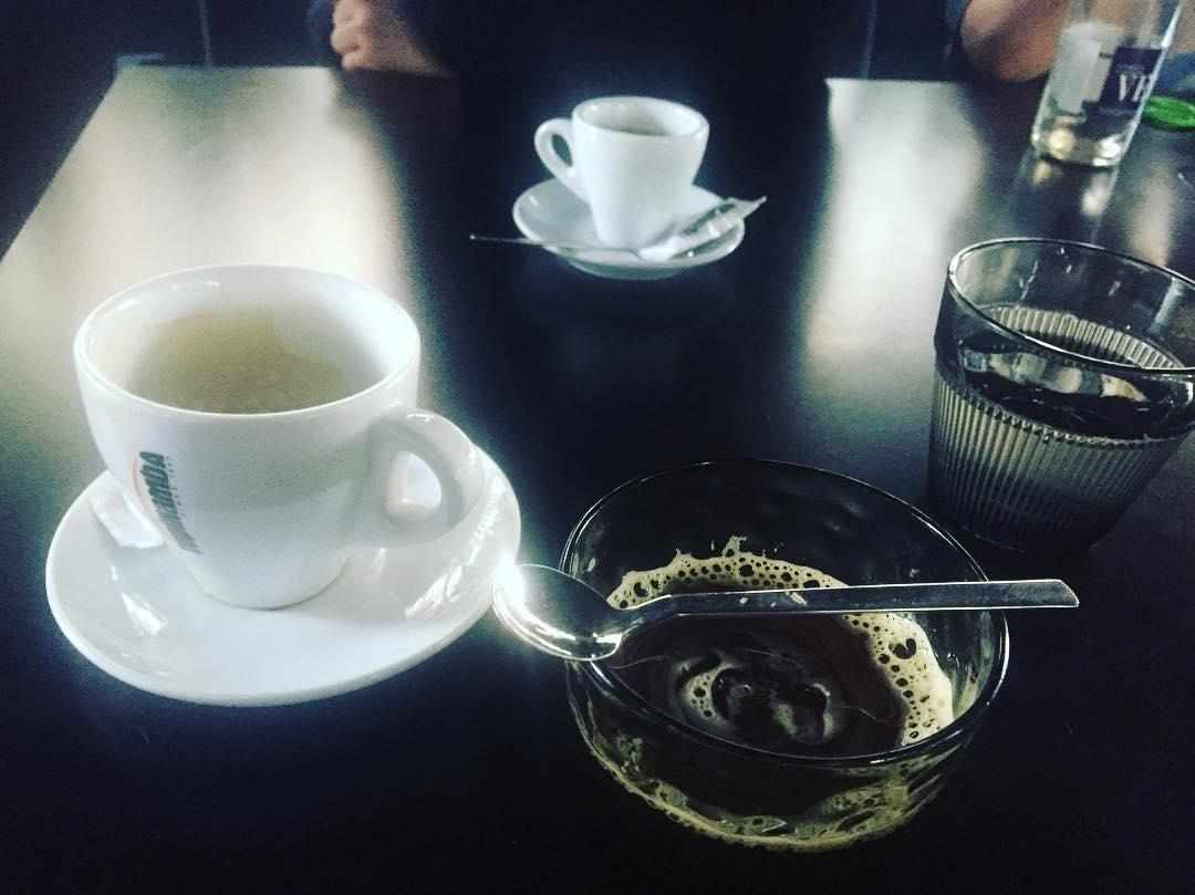 «He medido mi vida con cucharillas de café» Thomas S. Elliot