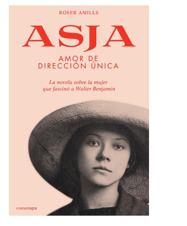 novela Asja de Roser Amills portada