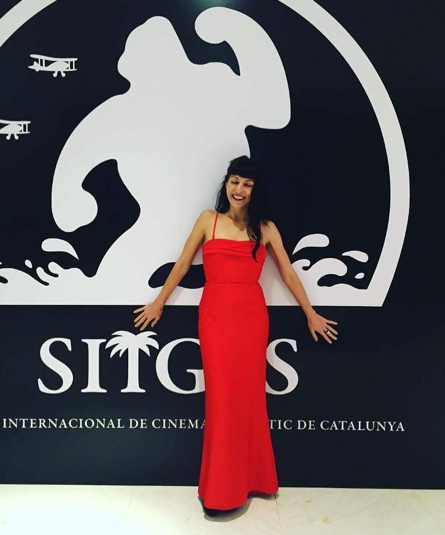 roser amills 50ª edición, el festival de Sitges se vestirá de etiqueta #sitgesfilmfestival