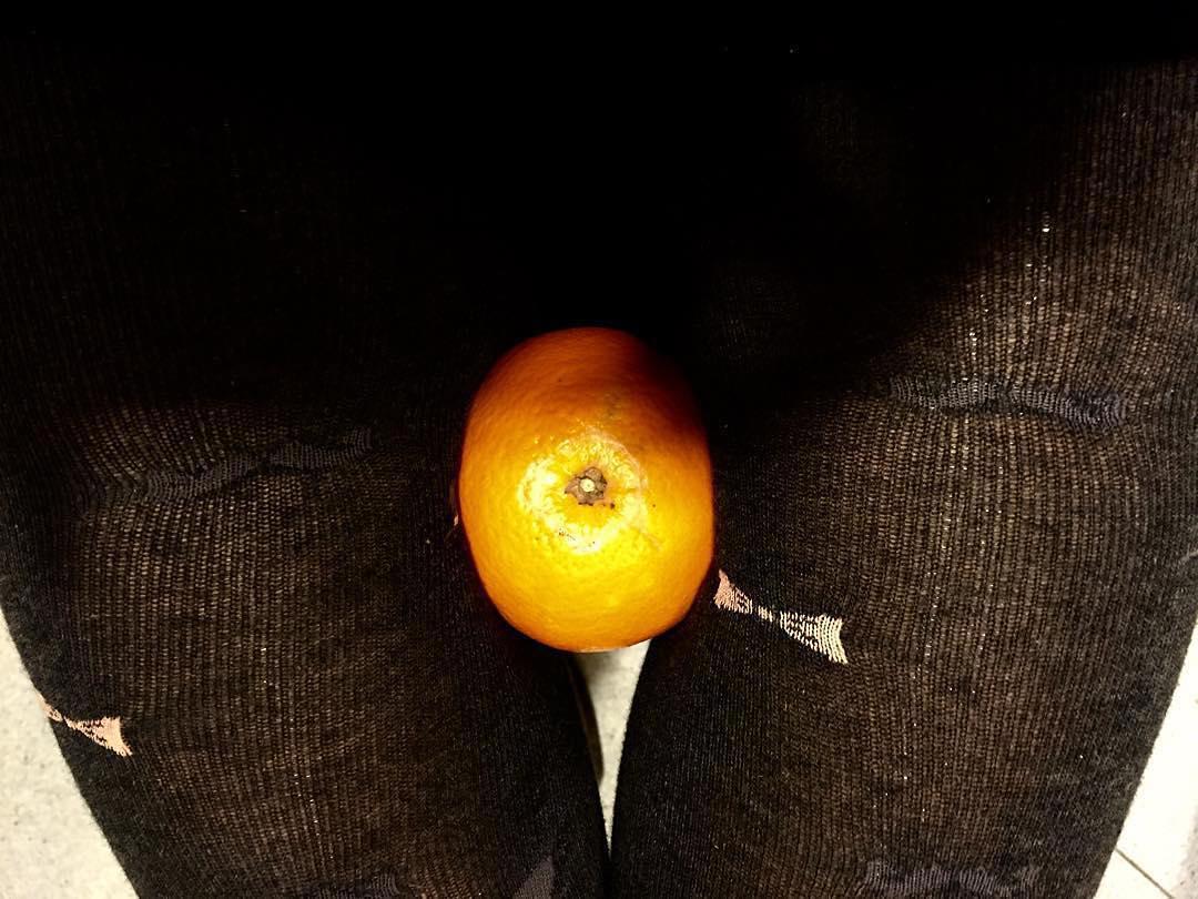 Otoño, la estación de la vitamina C ;)) 🍊