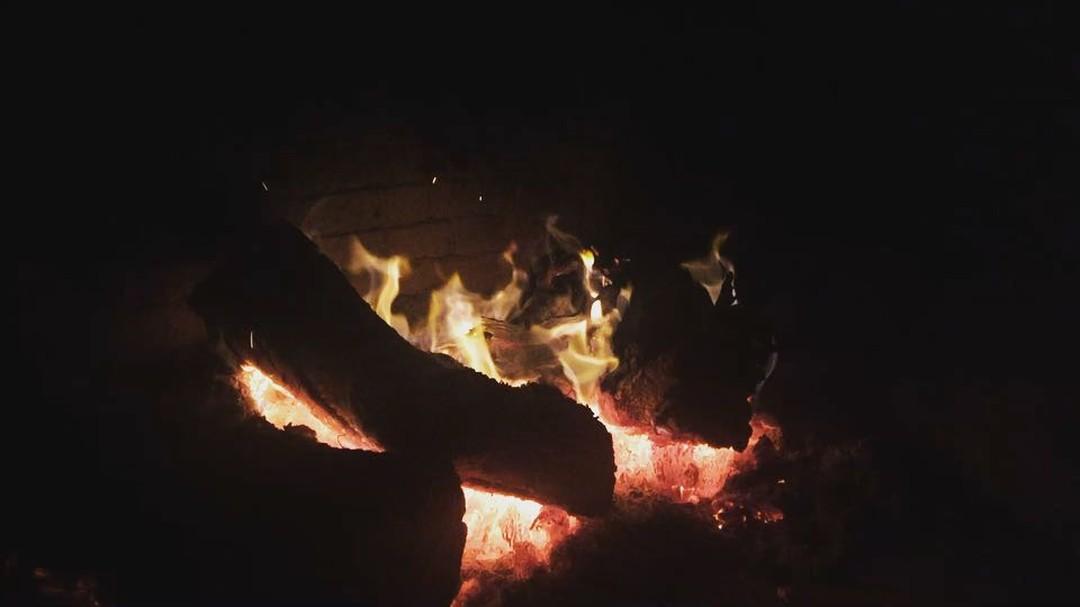 Foc d'amor per #Algaida