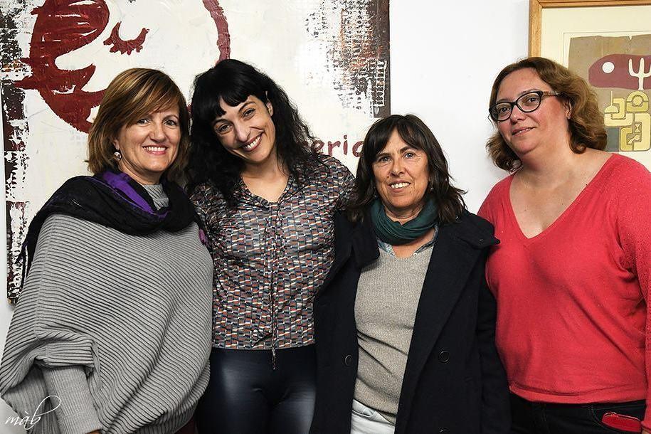 Gracias Miguel Ángel Ballester por esta foto! Llibreria Lluna Maria Barceló & @margalidaramon