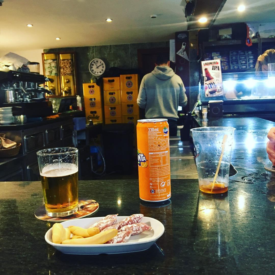 La hora del #vermut @bar_pietro ;))