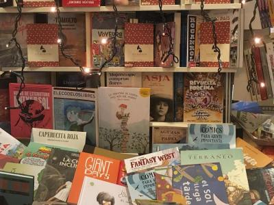 Con @coiavalls en @octavio_serret #Repost Esta #navidad #historias #libros