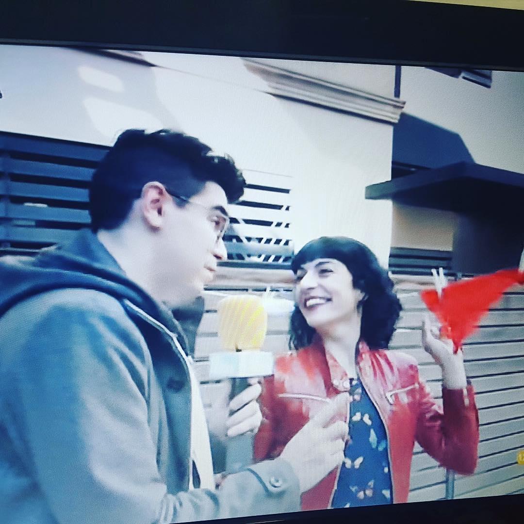 Os ha gustado la entrevista en @cazamariposastv 🥁sobre @marialapiedra1 ? [Gracias @susanvega70 por la foto 💕]