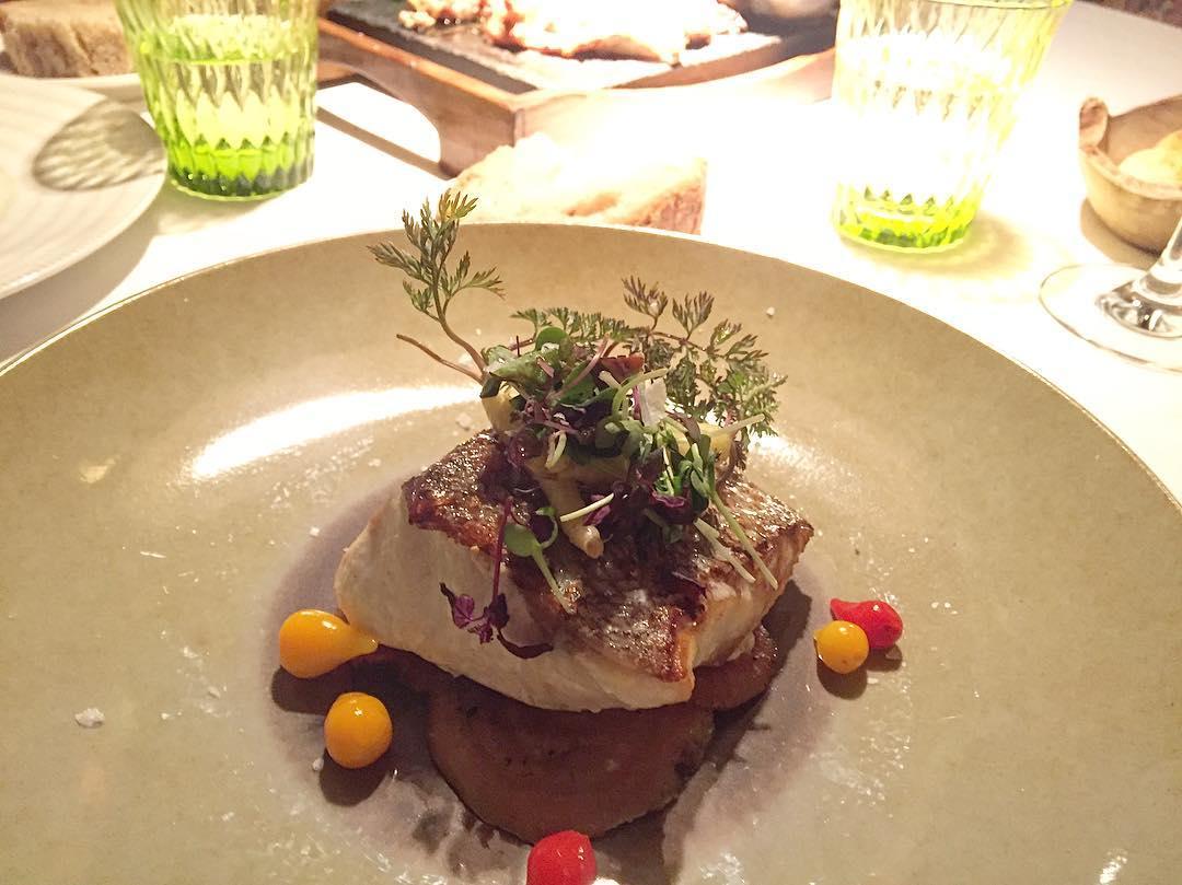Ayer tuve la suerte de cenar en el restaurante de moda de Madrid. Es @amazonico_restaurante y es fantástico!
