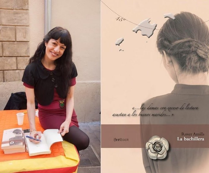 Leonor, la protagonista de #labachillera, es otra mujer excepcional, del siglo XVIII, a la que los libros de historia de Mallorca ningunearon.