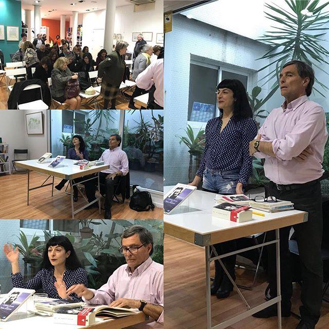 Gracias librería Jaimes por organizar este encuentro sobre #asjalacis & #walterbenjamin ;))
