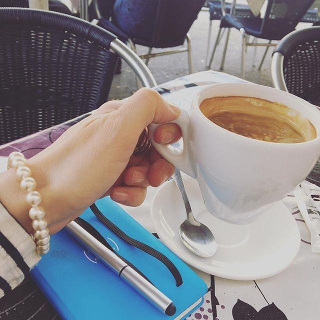 Merienda con perlas (y bolígrafo) 🙋🏻