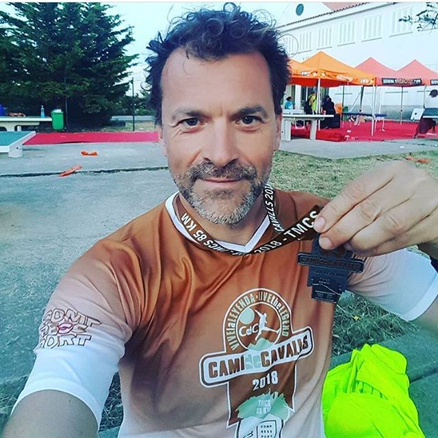 85 km #trailmenorcacdc David Gau!!!!