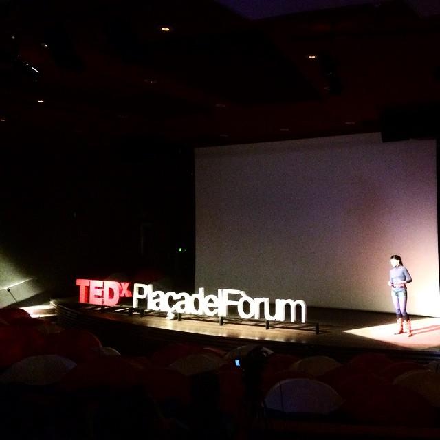 """Roser Amills TEDx Talk 2015 """"la veritable revolució femenina"""" 7"""